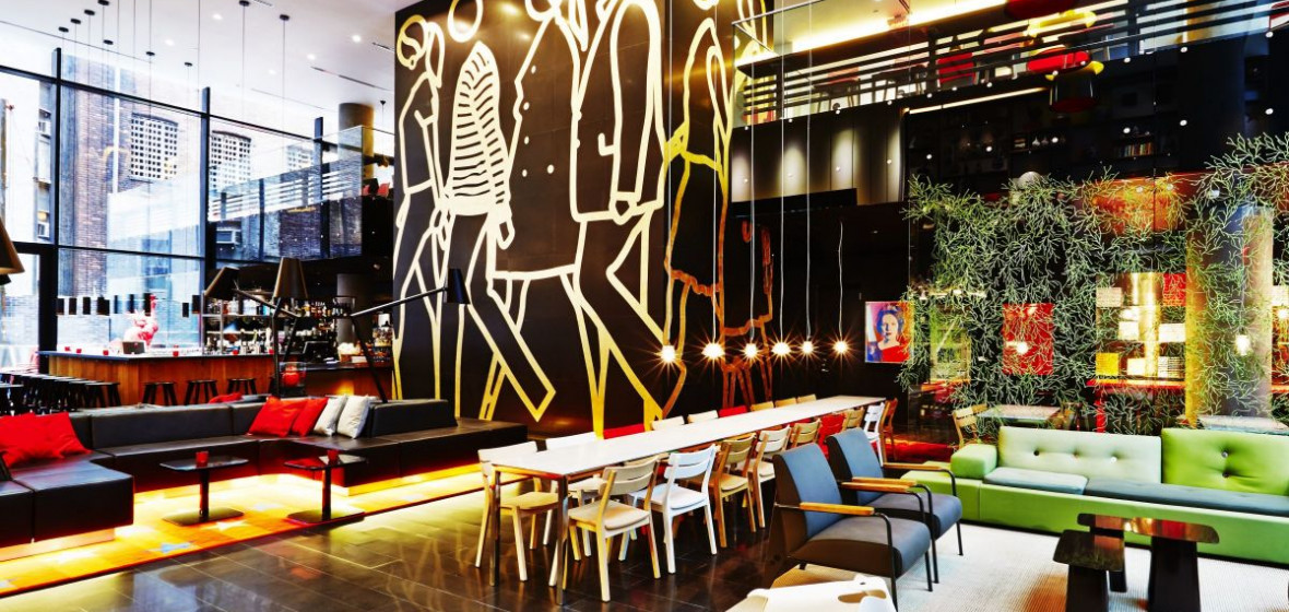 Photo of CitizenM New York