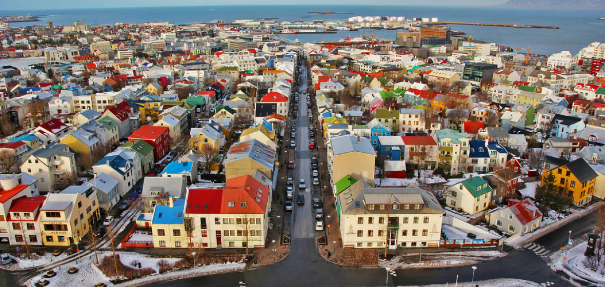 Photo of Reykjavik