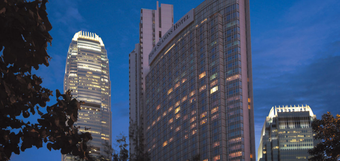 Photo of Four Seasons Hong Kong