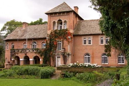 Shiwa Ngandu 'Africa House'