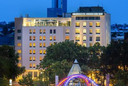 Grand Hotel Hessischer Hof