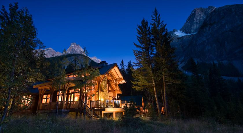 Photo of Cathedral Mountain Lodge