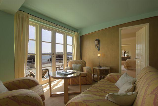 Burgh island hotel spa