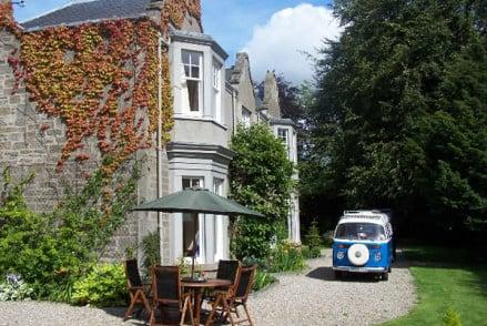 Balmuirfield House
