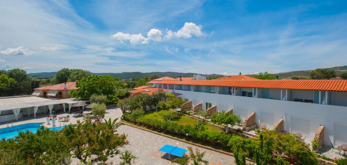 Photo of Antigoni Beach Resort