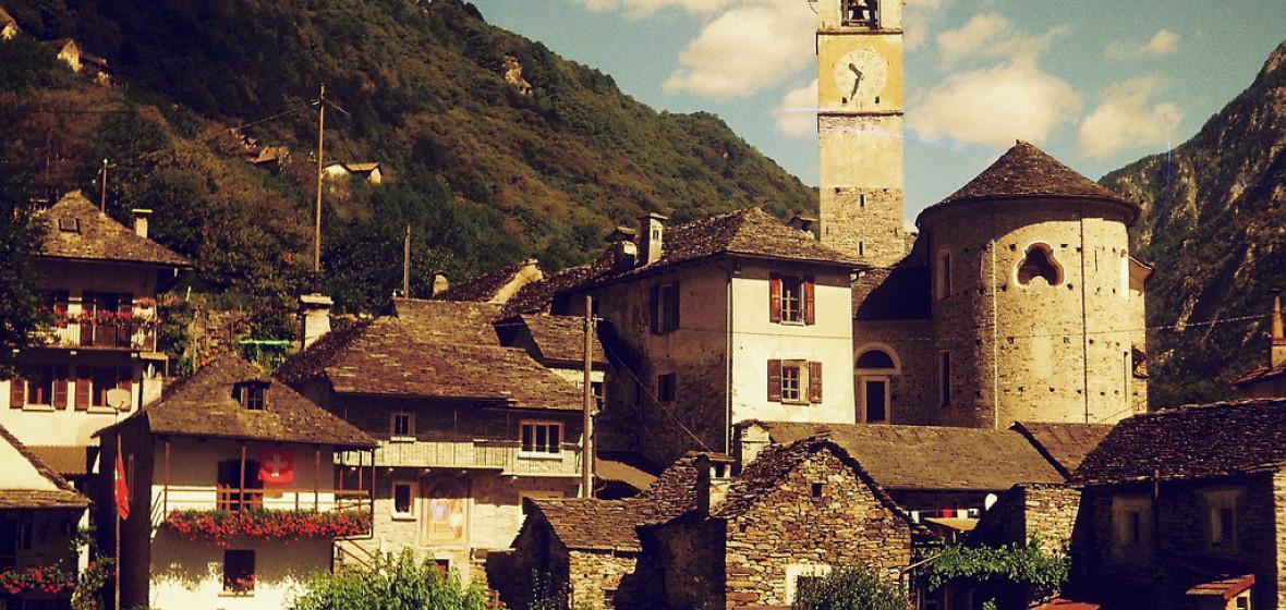 Photo of Locarno