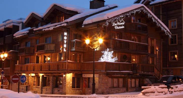 Photo of Hôtel Les Monts Charvin