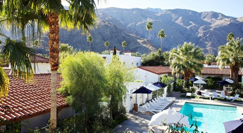 Photo of Alcazar Palm Springs