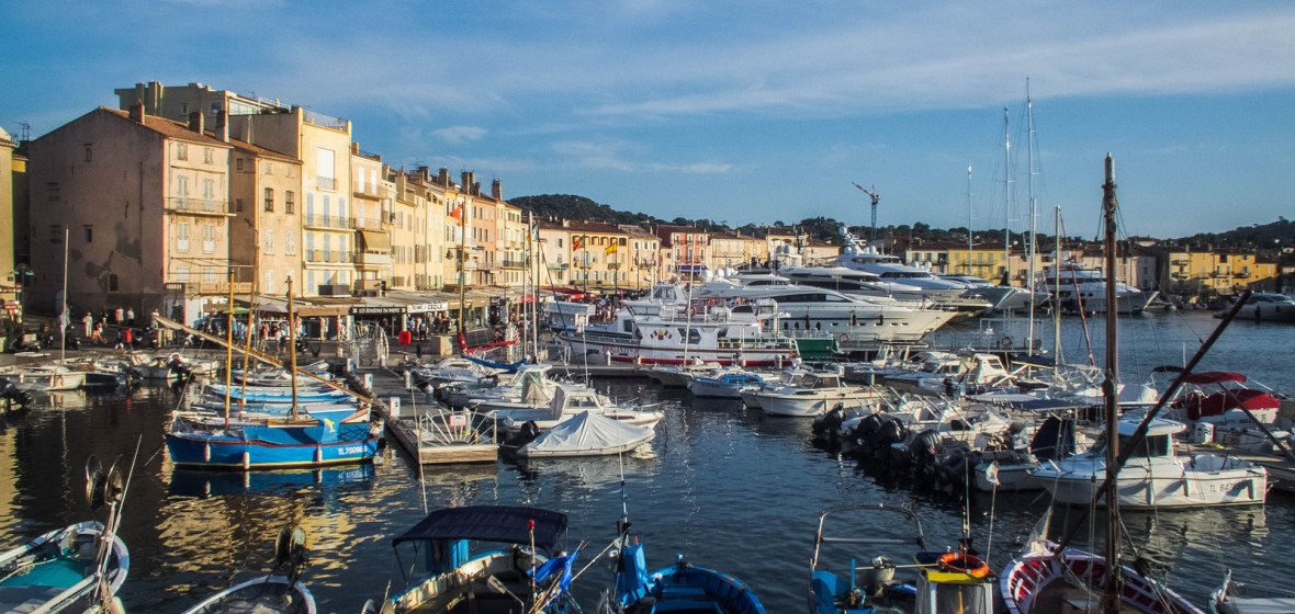 Photo of St-Tropez