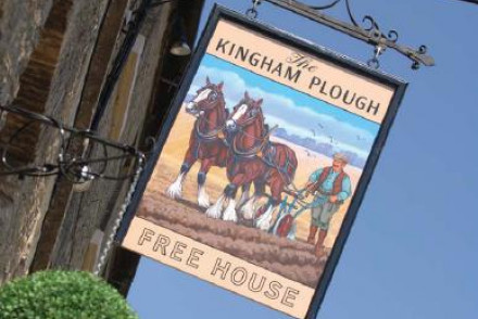 Kingham Plough