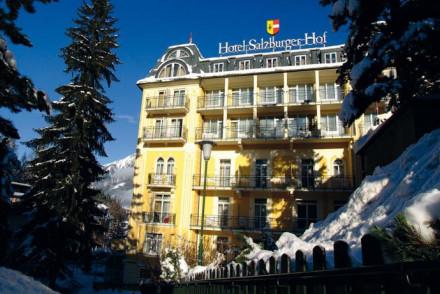 Hotel Salzburgerhof, Bad Gastein