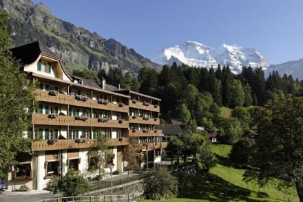 Hotel Alpenrose, Wengen