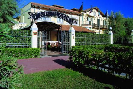 Hotel Byron, Forte dei Marmi