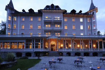 Hotel Schweizerhof, Flims