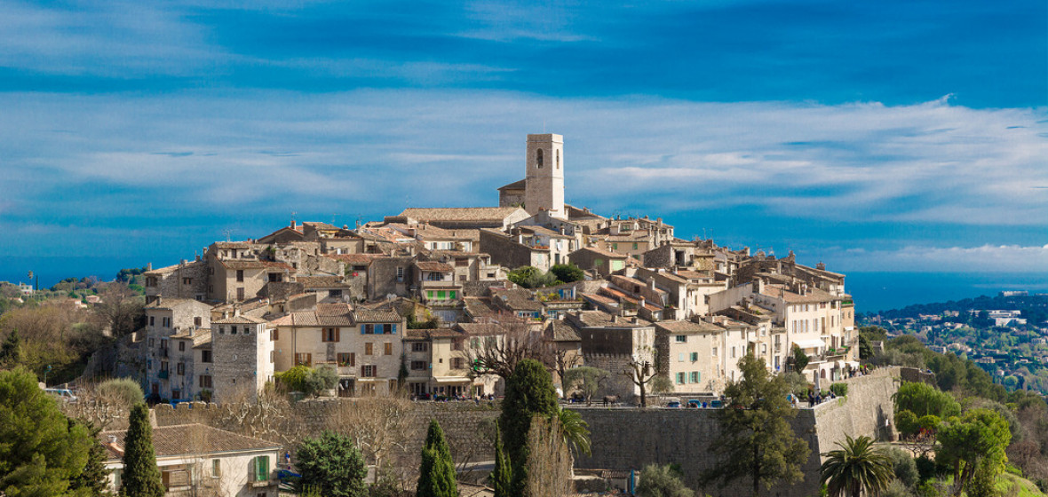 Photo of St Paul de Vence