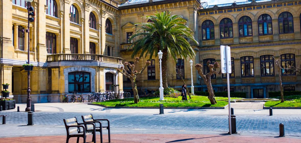 Photo of San Sebastian