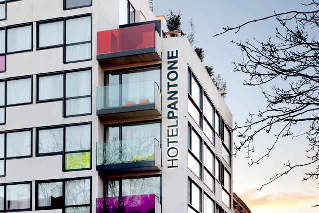 Photo of Pantone Hotel