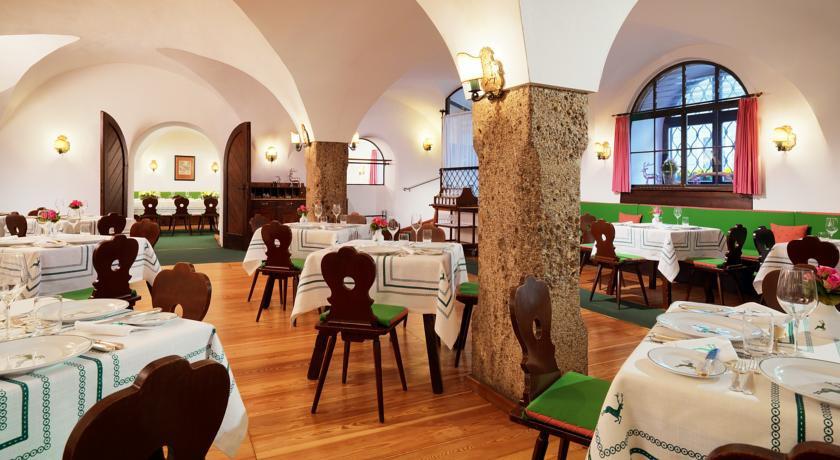 Goldener hirsch salzburg austria discover book the for Austrian cuisine history
