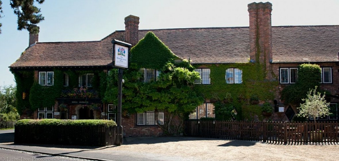Photo of The Montagu Arms