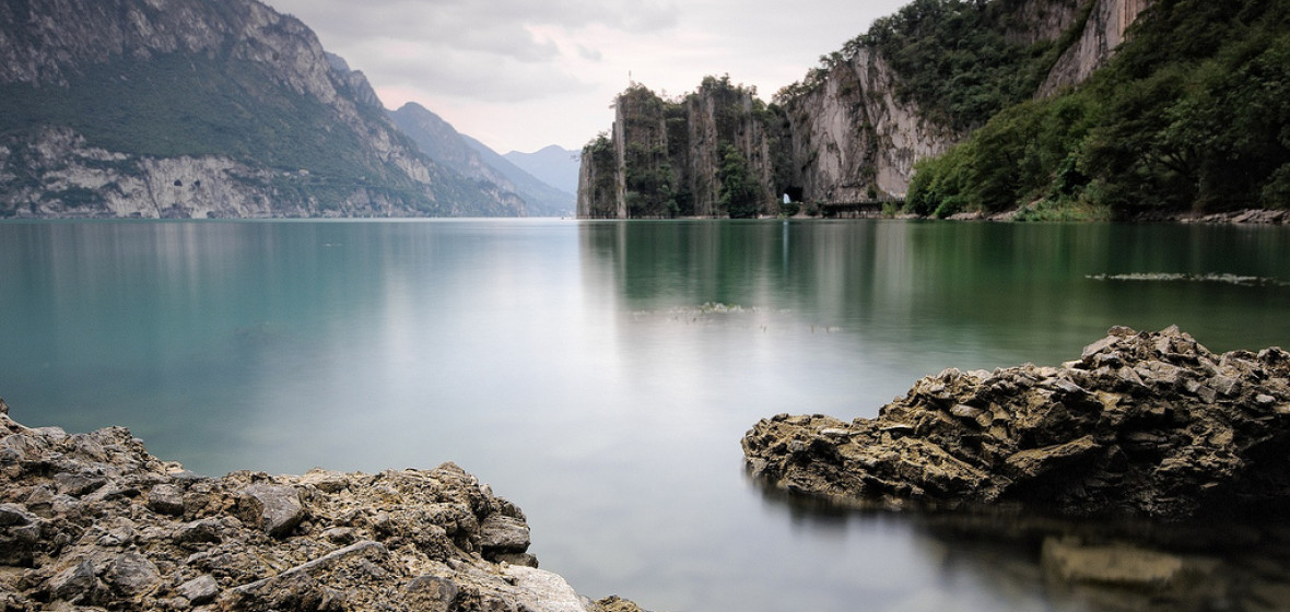 Photo of Lake Iseo