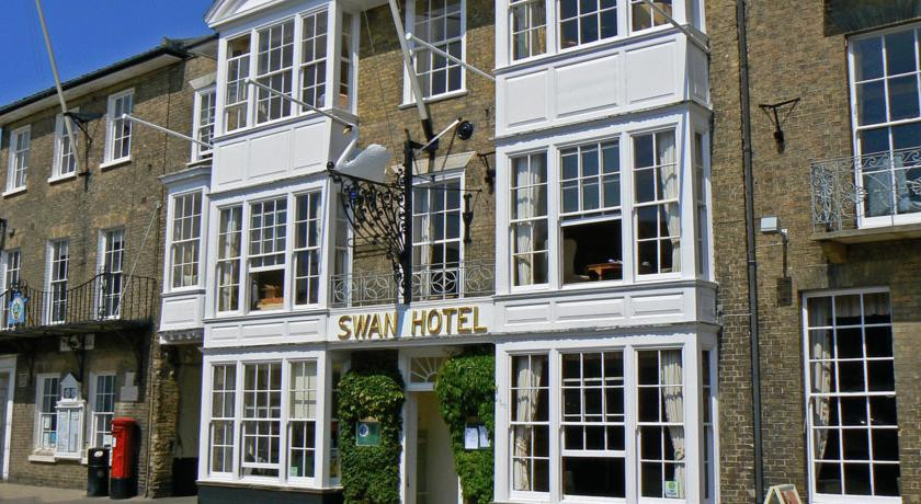 Photo of The Swan Hotel, Southwold