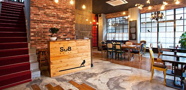 Photo of SuB Hotel