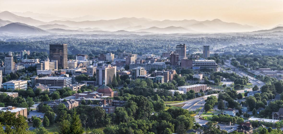 Photo of Asheville