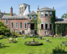 Best country house hotels in York