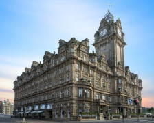 The 10 Best Luxury Hotels in Edinburgh