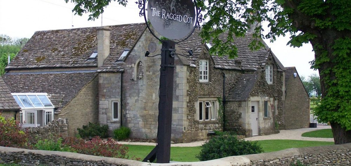 Photo of The Ragged Cot