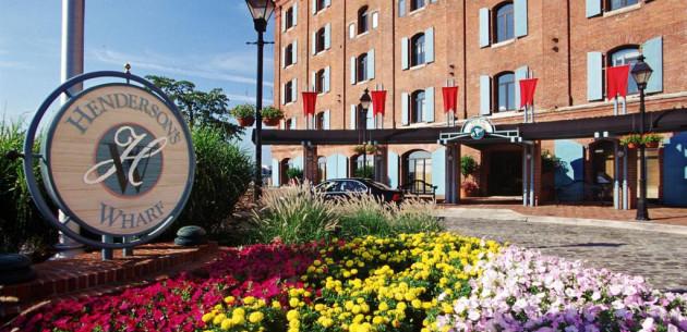 Photo of The Inn at Henderson's Wharf