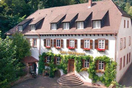 Hotel die Hirschgasse Heidelberg