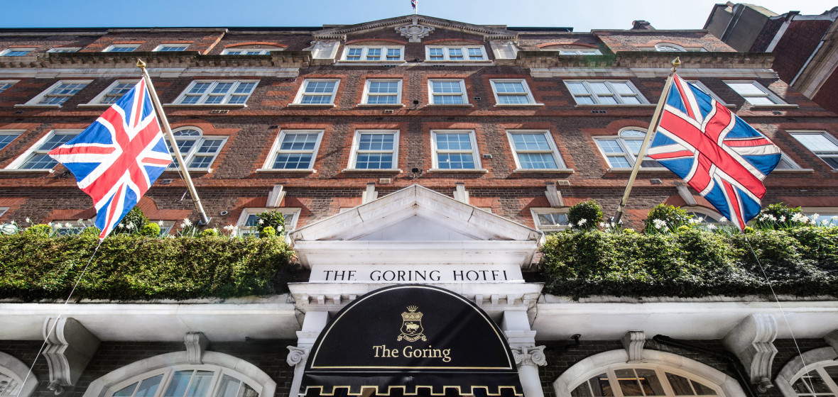 small wedding hotels london%0A The Goring Hotel    rooms from       London