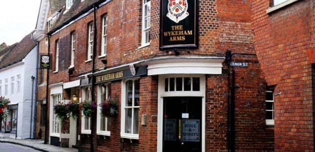 Photo of The Wykeham Arms
