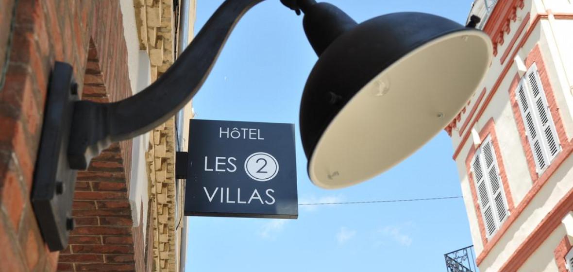 Photo of Hotel Les 2 Villas