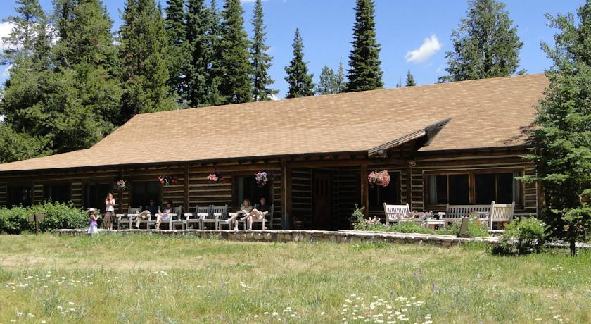 Photo of Jenny Lake Lodge