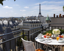 10 Top Hotels near the Champs-Élysées, Paris