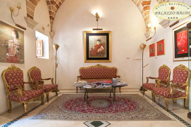 Photo of Palazzo Baldi