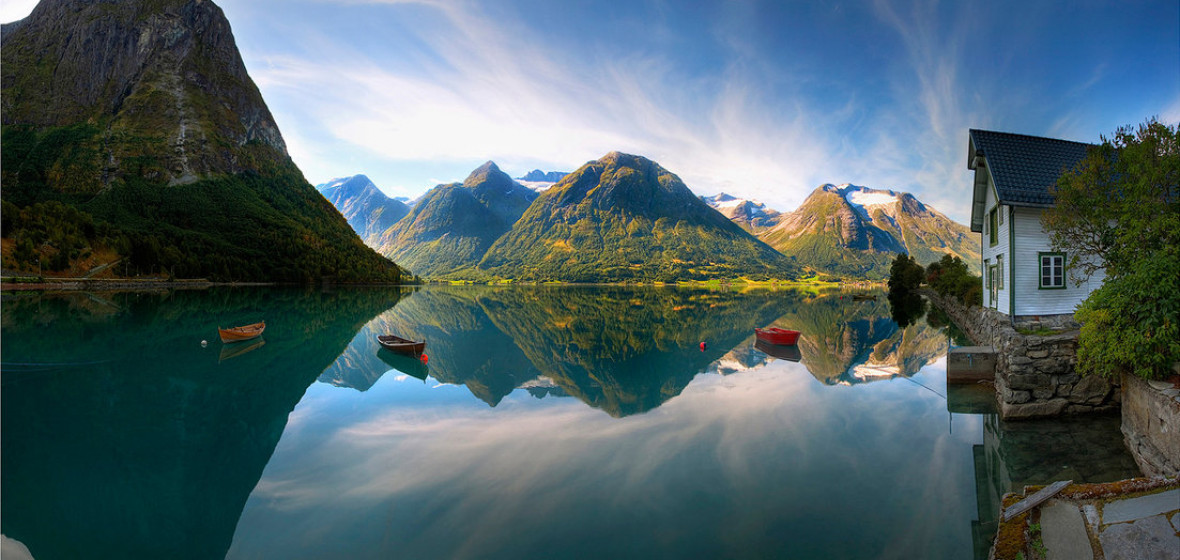 Best Places To Stay In Norway The