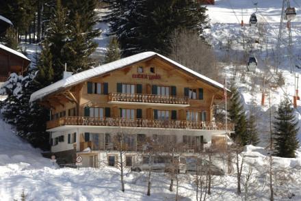 The Hotel Mont Gelé