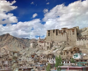Photo of Leh