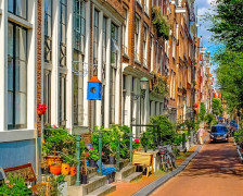 The 4 Best hotels in Jordaan