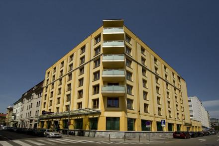 City Hotel, Ljubljiana