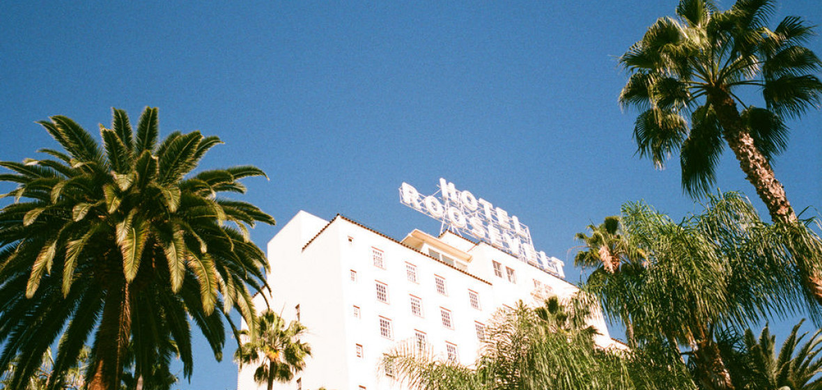 Photo of Hollywood Roosevelt