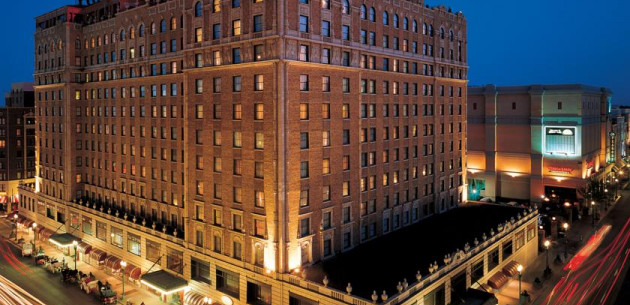 Photo of The Peabody Hotel
