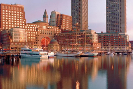 The Boston Harbor Hotel