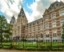 6 of the Best Hotels near the Rijksmuseum, Amsterdam