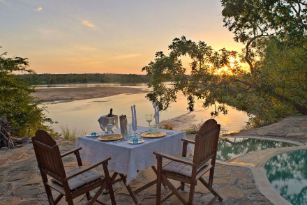Selous Safari Camp, Selous Game Reserve