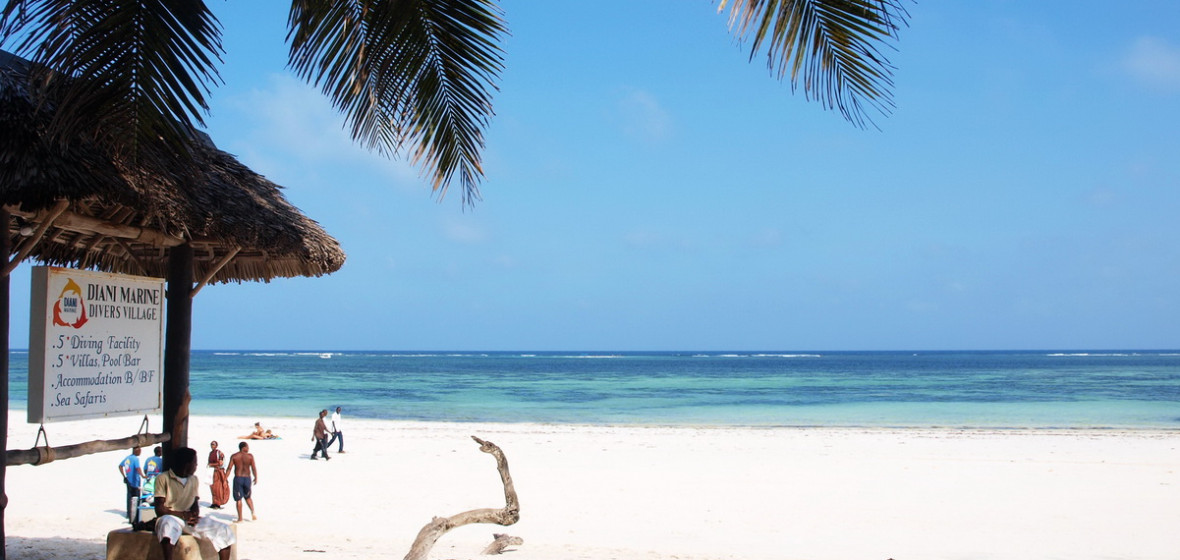 Photo of Diani Beach