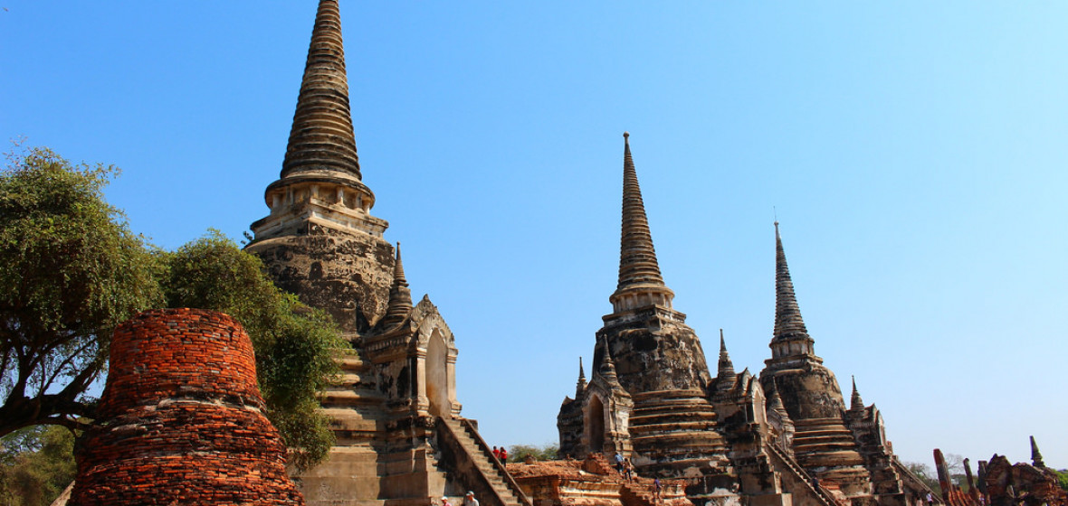 Photo of Ayutthaya